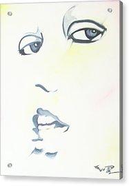 Essense Acrylic Print by Joseph Palotas