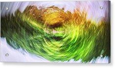 Eternally Spinning Acrylic Print by Scott Norris