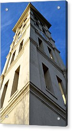 Extreme Angles Acrylic Print by Corinne Rhode