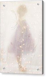 Fairy Lights Acrylic Print by Stephanie Frey