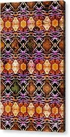 Fall Colors 1 Acrylic Print by Susan Kinney