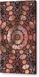 Fall Colors 2 Acrylic Print by Susan Kinney