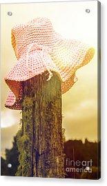 Farmer Girls Still Life Acrylic Print by Jorgo Photography - Wall Art Gallery