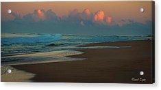 Fine Art America Pic 126 Kauai Sunrise Acrylic Print by Darrell Taylor