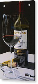 Finest Hour Acrylic Print by Brien Cole