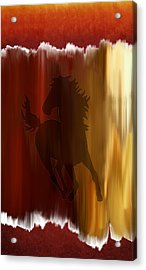 Fire Within Acrylic Print by Art Spectrum
