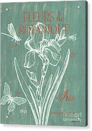 Fleurs De Botanique Acrylic Print by Debbie DeWitt