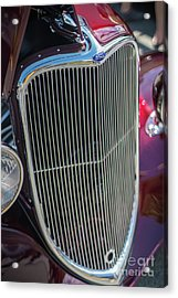 Ford Classic Hotrod Acrylic Print by Mike Reid