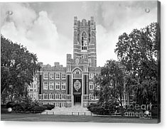 Fordham University Keating Hall Acrylic Print by University Icons