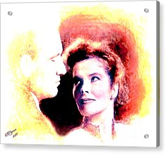 Forever Acrylic Print by Arne Hansen
