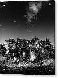 Forgotten Memories Acrylic Print by Marvin Spates