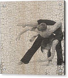 Forgotten Romance  Acrylic Print by Naxart Studio