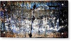 Foundation Two Acrylic Print by Bob Orsillo