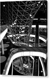 Frankfurt Germany Acrylic Print by Meike Solomon