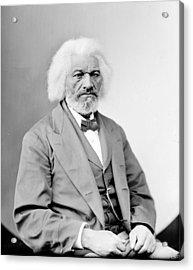Frederick Douglass 1818-1895, African Acrylic Print by Everett