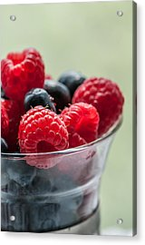 Fresh And Yummy Acrylic Print by Maggie Terlecki