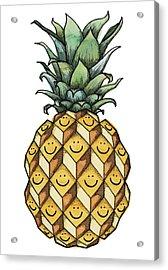Fruitful Acrylic Print by Kelly Jade King