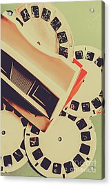 Gadgets Of Nostalgia Acrylic Print by Jorgo Photography - Wall Art Gallery