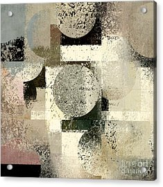 Geomix - C133et02b Acrylic Print by Variance Collections