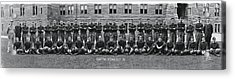 Georgetown U Football Squad Acrylic Print by Panoramic Images