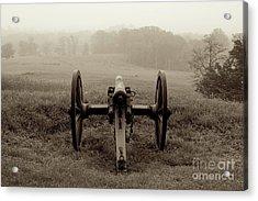 Gettysburg Acrylic Print by Sean Cupp