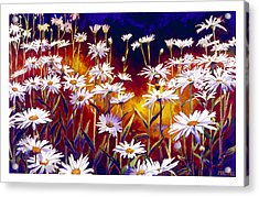 Give Me Your Answer Do Acrylic Print by Mike Hill