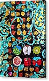 Goodness Acrylic Print by Tammy Watt