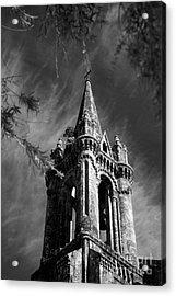 Gothic Style Acrylic Print by Gaspar Avila
