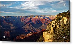Grand Canyon No. 2 Acrylic Print by Sandy Taylor