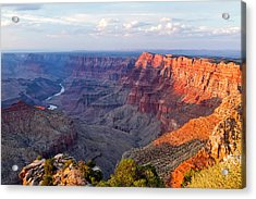 Grand Canyon National Park, Arizona Acrylic Print by Javier Hueso