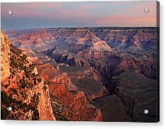 Grand Canyon Sunrise Acrylic Print by Pierre Leclerc Photography