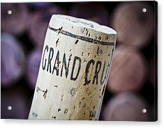 Grand Cru Acrylic Print by Frank Tschakert