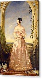 Grand Duchess Of Russia Acrylic Print by Christina Robertson
