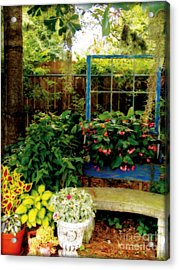 Grandmother's Dream Acrylic Print by Laura Brightwood