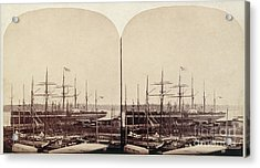 Great Eastern 1859 Acrylic Print by Granger