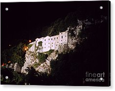 Greccio Monastery I Acrylic Print by Fabrizio Ruggeri