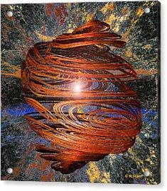 Gyro Acrylic Print by Michael Durst