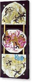 Hamburger Acrylic Print by Kevin OBrien