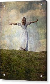 Happiness Acrylic Print by Joana Kruse
