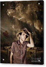 Heartland Of Outback Country Australia Acrylic Print by Jorgo Photography - Wall Art Gallery