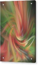 Heat Stroke Acrylic Print by Linda Phelps