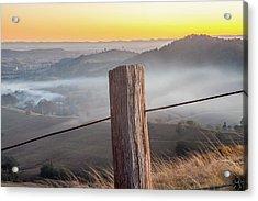 High Country Acrylic Print by Az Jackson