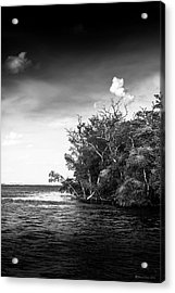 High Tide Acrylic Print by Marvin Spates