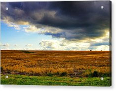 Highway D New Melle Mo 2 Acrylic Print by Bill Tiepelman