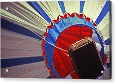 Hot Air Balloon - 1 Acrylic Print by Randy Muir