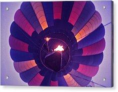 Hot Air Balloon - 7 Acrylic Print by Randy Muir