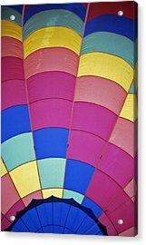 Hot Air Balloon - 9 Acrylic Print by Randy Muir