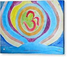I Am Existence Acrylic Print by Sonali Gangane