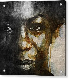 I Put A Spell On You Cause Your Mine  Acrylic Print by Paul Lovering