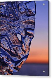 Ice Lord Acrylic Print by Sami Tiainen